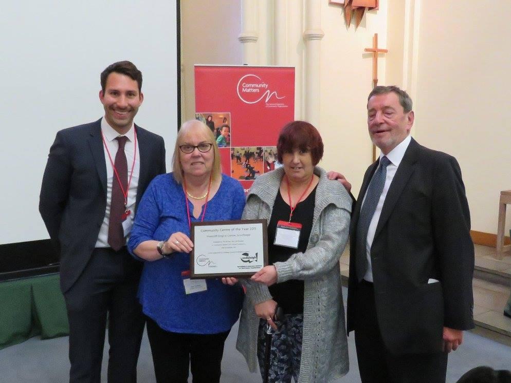 Community Matters Award 1